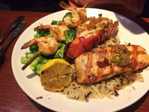 Red Lobster hour